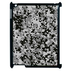 Camouflage Urban Apple Ipad 2 Case (black)
