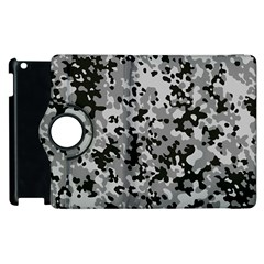 Camouflage Urban Apple iPad 3/4 Flip 360 Case