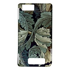 William Morris Motorola Droid X / X2 Hardshell Case