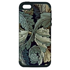 William Morris Apple Iphone 5 Hardshell Case (pc+silicone)