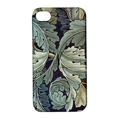 William Morris Apple iPhone 4/4S Hardshell Case with Stand