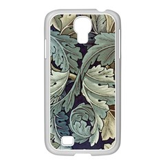 William Morris Samsung Galaxy S4 I9500/ I9505 Case (white)