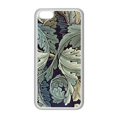 William Morris Apple iPhone 5C Seamless Case (White)