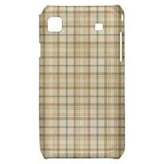 Plaid 7 Samsung Galaxy S i9000 Hardshell Case