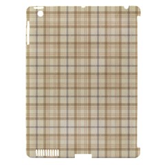 Plaid 7 Apple iPad 3/4 Hardshell Case (Compatible with Smart Cover)