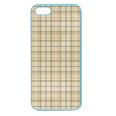 Plaid 7 Apple Seamless Iphone 5 Case (color)