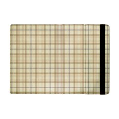 Plaid 7 Apple Ipad Mini Flip Case