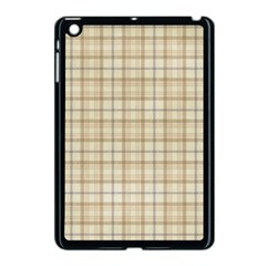Plaid 7 Apple iPad Mini Case (Black)