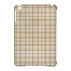Plaid 7 Apple Ipad Mini Hardshell Case (compatible With Smart Cover)