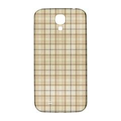 Plaid 7 Samsung Galaxy S4 I9500/i9505  Hardshell Back Case