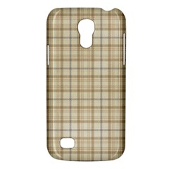Plaid 7 Samsung Galaxy S4 Mini (gt I9190) Hardshell Case