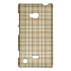 Plaid 7 Nokia Lumia 720 Hardshell Case