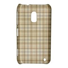 Plaid 7 Nokia Lumia 620 Hardshell Case