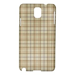 Plaid 7 Samsung Galaxy Note 3 N9005 Hardshell Case