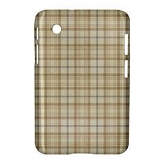Plaid 7 Samsung Galaxy Tab 2 (7 ) P3100 Hardshell Case