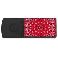 Bandana 1GB USB Flash Drive (Rectangle)