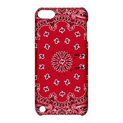 Bandana Apple Ipod Touch 5 Hardshell Case With Stand