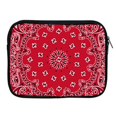 Bandana Apple Ipad Zippered Sleeve