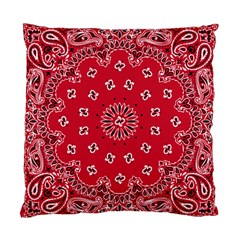 Bandana Cushion Case (two Sided)