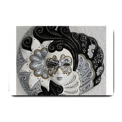 Venetian Mask Small Door Mat