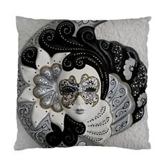 Venetian Mask Cushion Case (Single Sided)