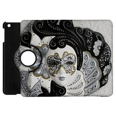 Venetian Mask Apple iPad Mini Flip 360 Case