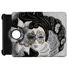 Venetian Mask Kindle Fire Hd 7  (1st Gen) Flip 360 Case