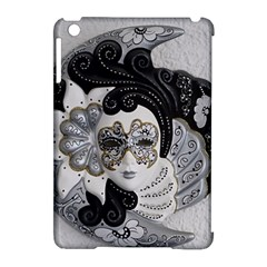 Venetian Mask Apple iPad Mini Hardshell Case (Compatible with Smart Cover)