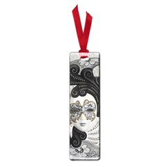 Venetian Mask Small Bookmark