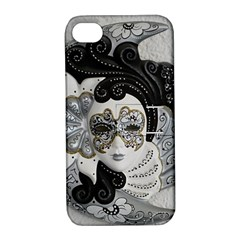 Venetian Mask Apple Iphone 4/4s Hardshell Case With Stand