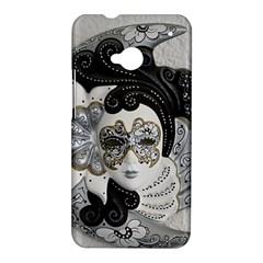 Venetian Mask HTC One Hardshell Case