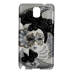 Venetian Mask Samsung Galaxy Note 3 N9005 Hardshell Case