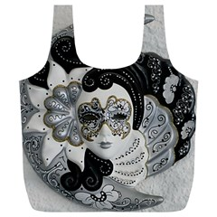 Venetian Mask Reusable Bag (xl)