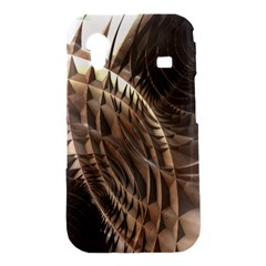 Copper Metallic Texture Abstract Samsung Galaxy Ace S5830 Hardshell Case