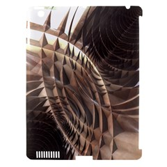 Copper Metallic Apple Ipad 3/4 Hardshell Case (compatible With Smart Cover)