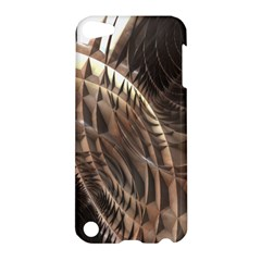 Copper Metallic Texture Abstract Apple iPod Touch 5 Hardshell Case