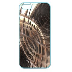Copper Metallic Texture Abstract Apple Seamless iPhone 5 Case (Color)