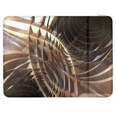 Copper Metallic Texture Abstract Samsung Galaxy Tab 7  P1000 Flip Case