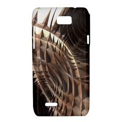 Copper Metallic Texture Abstract Motorola XT788 Hardshell Case