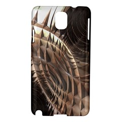 Copper Metallic Texture Abstract Samsung Galaxy Note 3 N9005 Hardshell Case
