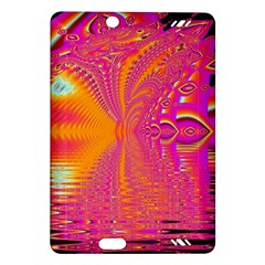 Magenta Boardwalk Carnival, Abstract Ocean Shimmer Kindle Fire HD 7  (2nd Gen) Hardshell Case