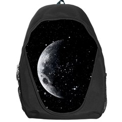 Climbing the top of universe Backpack Bag