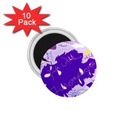 Life With Fibro2 1.75  Button Magnet (10 pack)