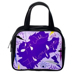 Life With Fibro2 Classic Handbag (One Side)