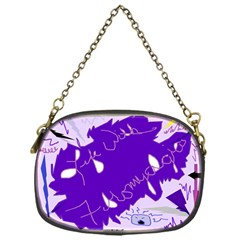 Life With Fibro2 Chain Purse (one Side)