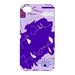 Life With Fibro2 Apple Iphone 4/4s Hardshell Case