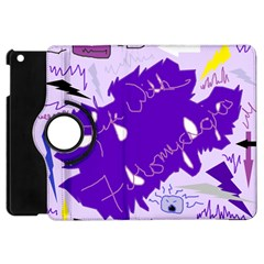 Life With Fibro2 Apple Ipad Mini Flip 360 Case