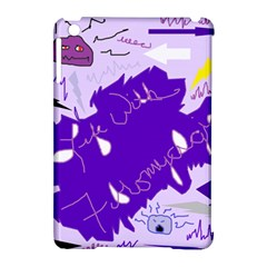Life With Fibro2 Apple iPad Mini Hardshell Case (Compatible with Smart Cover)
