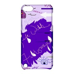 Life With Fibro2 Apple iPod Touch 5 Hardshell Case with Stand