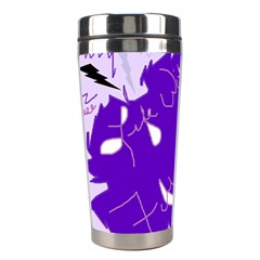 Life With Fibro2 Stainless Steel Travel Tumbler